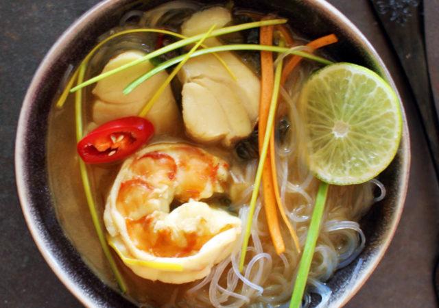 Zupa z Azji