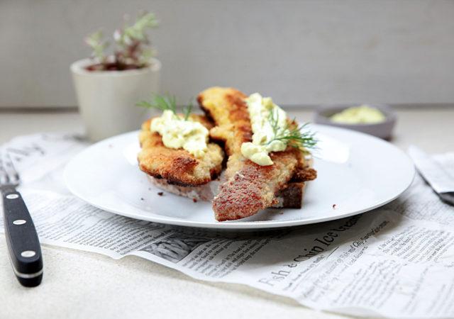 Czy w Danii można dobrze zjeść? Przepis na duńską kanapkę.