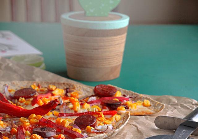 TORTIZZA – meksykańska wariacja na temat pizzy